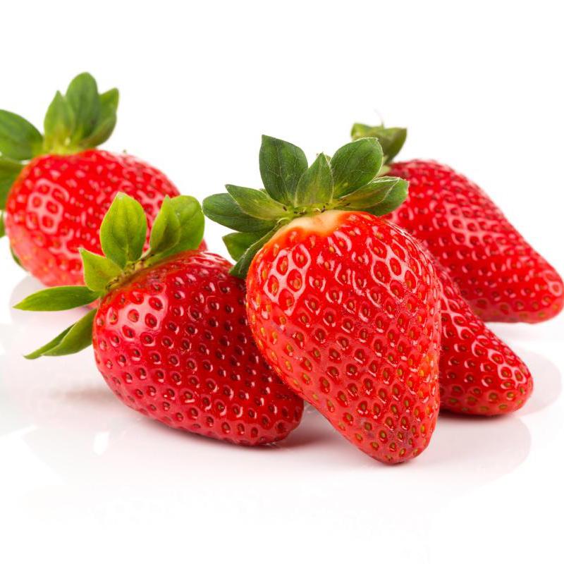 4 loại trái cây giúp giảm béo - Dâu tây